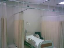 Hastane Yatak Bölmesi 5 | Perde | Hastane Yatak Bölmesi