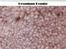 Premium Pembe | Duvardan Duvara Halı | Samur