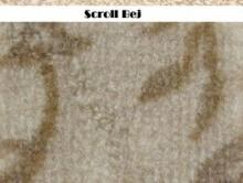 Scroll Bej | Duvardan Duvara Halı | Samur